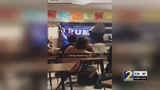 Parents outraged over video they say shows students giving Nazi salute during class