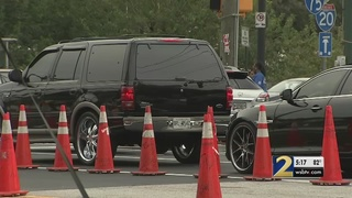 Police believe Uber driver stabbed man following Falcons game
