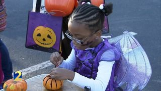 Trick or Treat Trot offers family-friendly fun