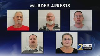 Several people arrested in connection with
