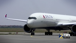 Delta unveils its newest aircraft (VIDEO)