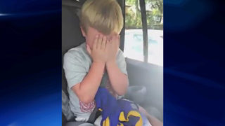 VIDEO: Young fan of former UGA RB Todd Gurley surprised with Rams…