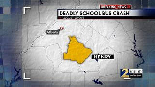 School bus involved in fatal crash in Henry County
