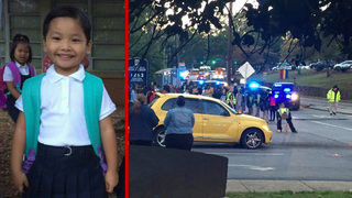 4-year-old walking to school killed by hit-and-run driver