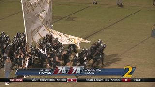 Surprising results from week 10 of the high school football season