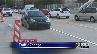 Drivers frustrated by big changes on Peachtree Road