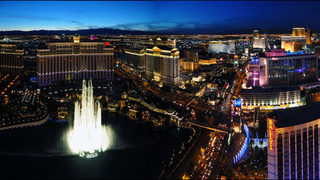 Las Vegas is the number 1 travel destination in the U.S.