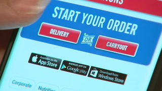 Woman says dark web hacker accessed credit card info through pizza app