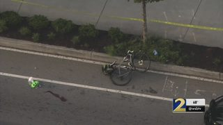 Police investigating deadly hit-and-run in downtown Atlanta