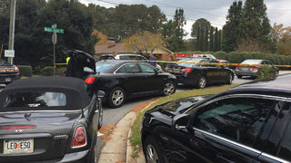 Woman killed in officer-involved shooting, Cobb County police say