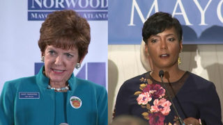 Norwood, Bottoms head to runoff in Atlanta mayor