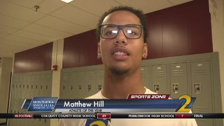 Matthew Hill (Brookwood): 2017 Athlete of the Year