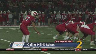 Georgia high school football playoff scores