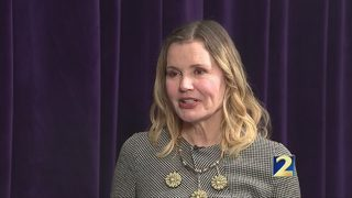 Geena Davis is One on One with Jocelyn Dorsey about gender equity in Hollywood