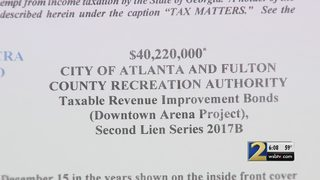 Cost for Philips Arena will cost more than expected