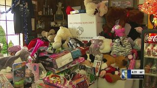 Toys for Tots raises money to help needy kids in holiday season
