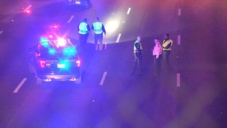 5 pedestrians hit on interstate in just one week