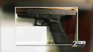 Record number of guns confiscated at Atlanta