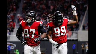 Grady Jarrett signs $15.2 million franchise tag for Falcons