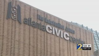 Mayor Kasim Reed announces plans for sale of Atlanta Civic Center