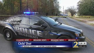 DeKalb police search for group of teens who shot 8-year-old
