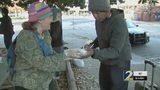 Atlanta police cracking down on groups feeding homeless