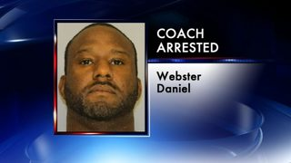High school girls basketball coach charged with sexual assault