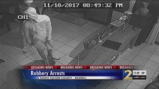 FBI arrests 2 in string of violent store robberies in metro Atlanta