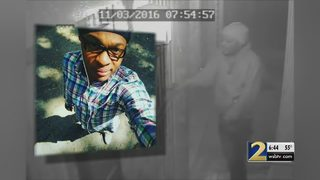 Stunning video shows man gunning down father of 2