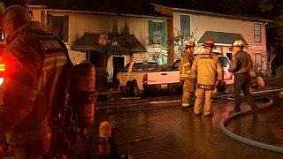 Neighbor helps families escape condo fire in Gwinnett County