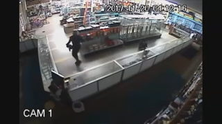 $9,000 worth of guns stolen from pawn shop
