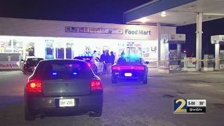 Clerk turns the table on gunman during armed robbery, police say