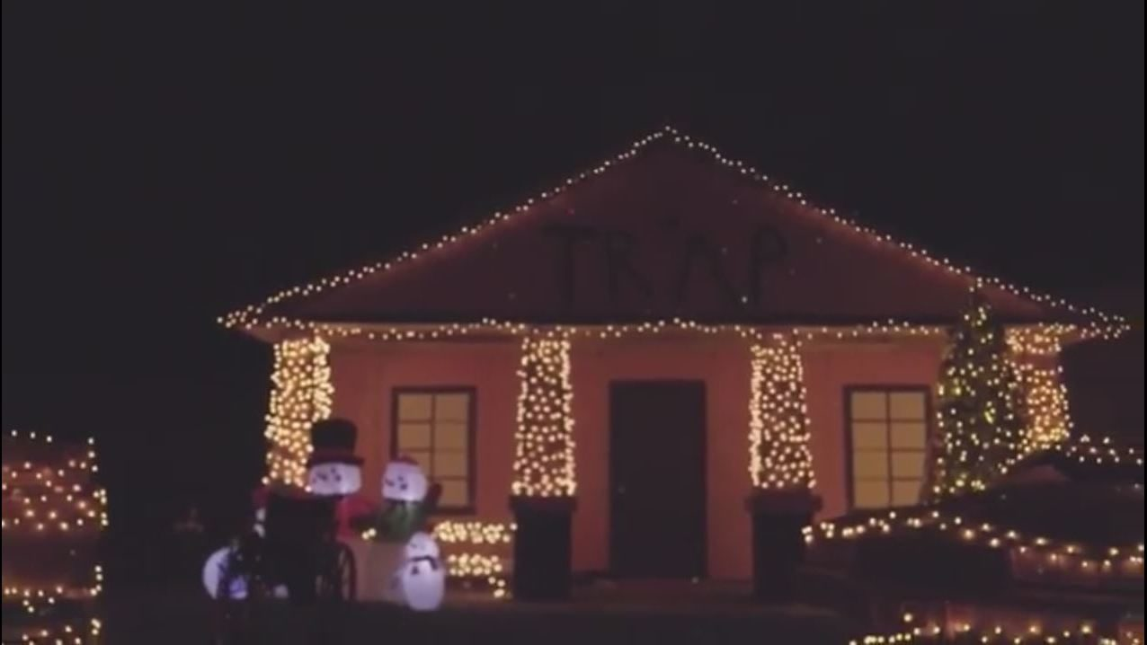 The trap house is back for the holidays wsb tv