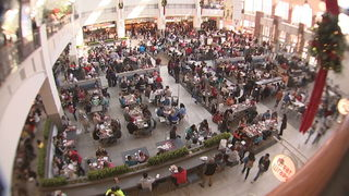 Black Friday shopping underway across metro Atlanta