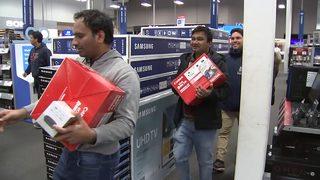Black Friday shopping underway across metro Atlanta