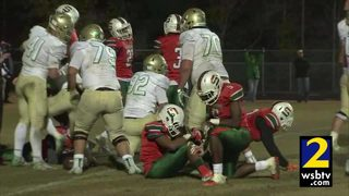 Buford running game has Wolves in semifinals