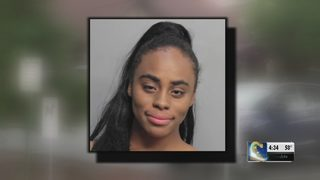 Woman accused of robbing man she went home with from bar