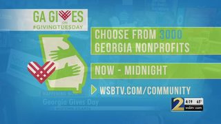 Georgia Gives raises more than $2M on Giving Tuesday