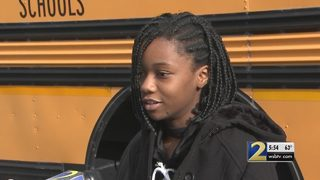 Middle school student in shock after deadly car, bus crash