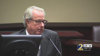 Former attorney general testifies in case against citizen journalist