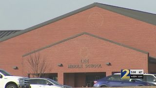 14-year-old found with loaded gun at school