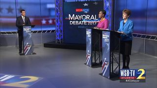 Keisha Lance Bottoms, Mary Norwood face off ahead of election day