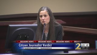 Citizen journalist convicted on misdemeanor charge of obstructing deputy