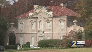 Local residents, historians upset that iconic 'Pink Palace