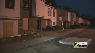 Residents say they have no where to go after apartments condemned