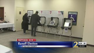 Elections officials are working to curb delays for runoff elections
