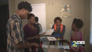 Atlanta police help family find new home, change their lives