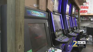 8 businesses shut down after raids over gambling machines