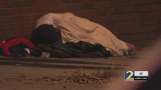 Local shelters opening their door to help homeless get off the cold streets
