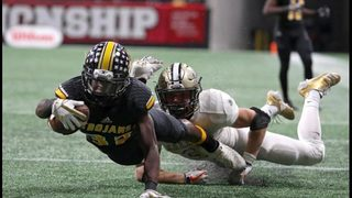 Calhoun wins controversial AAA state title over Peach County